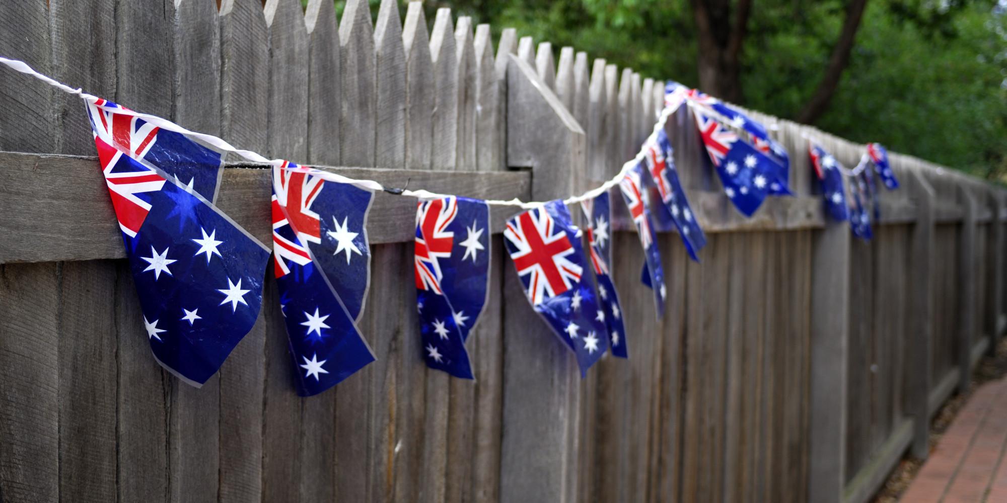 Which date in Australia