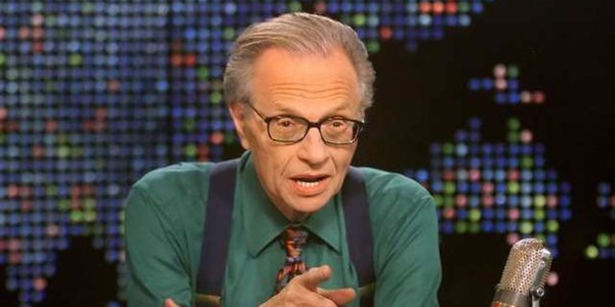 from Makai larry king gay