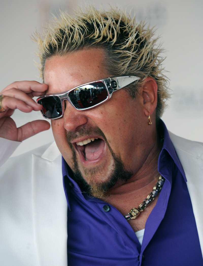 if a Guy Fieri sex tap...