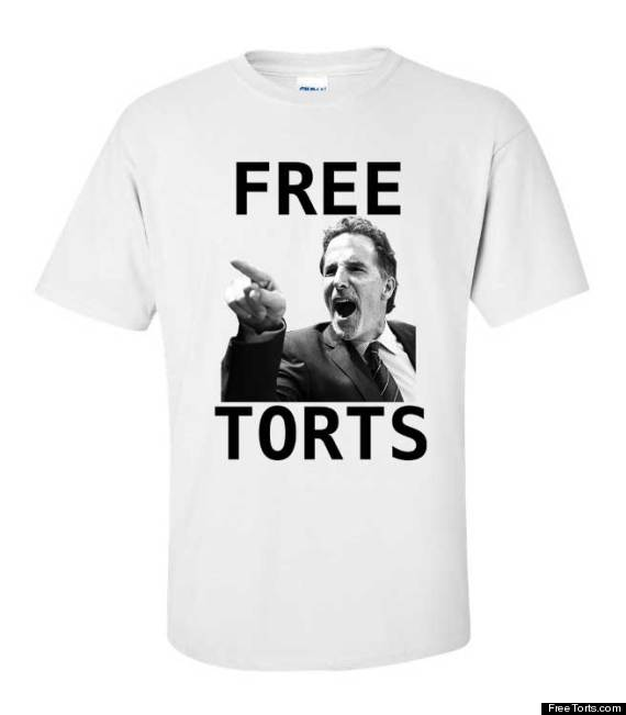 free torts t shirt