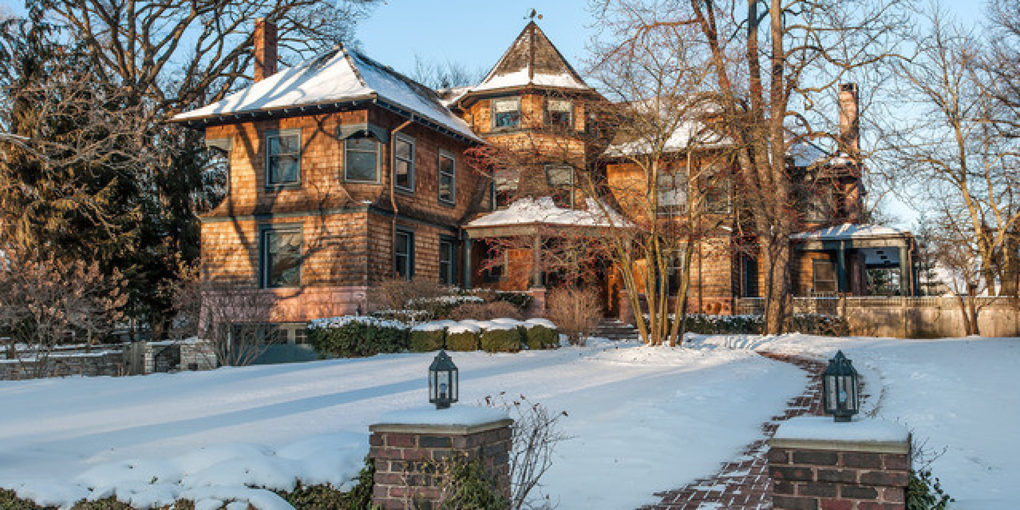 Old Man Marley 39 S House From 39 Home Alone 39 For Sale For 3