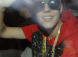 Justin Bieber Grins As He Leaves His Miami Mansion Amidst Conflicting Drag Racing Reports