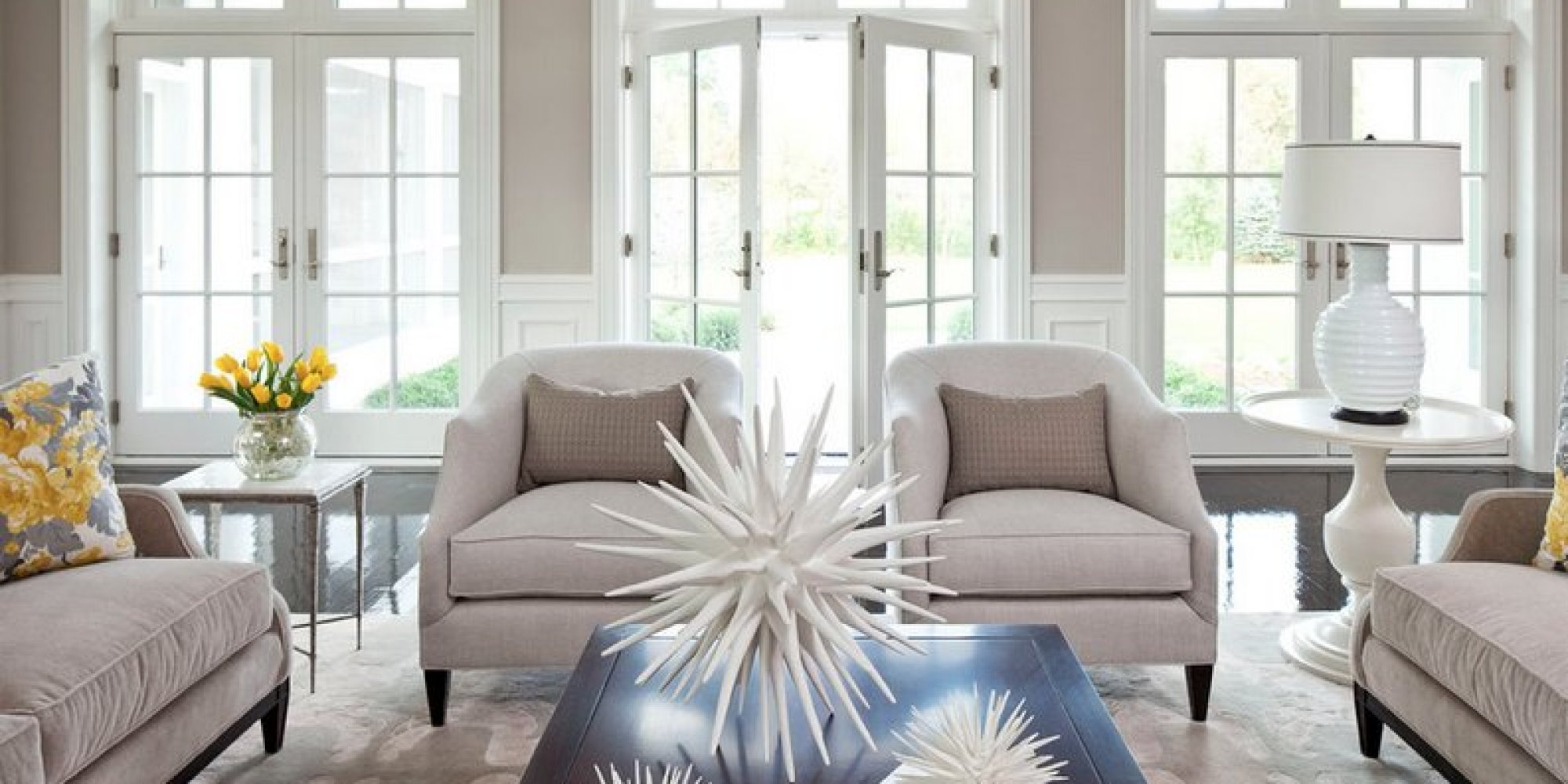 The 8 best neutral paint colors that 39 ll work in any home for Warm neutral living room