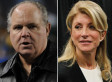 Wendy Davis Campaign Hits Back At 'Desperate' Greg Abbott, Rush Limbaugh