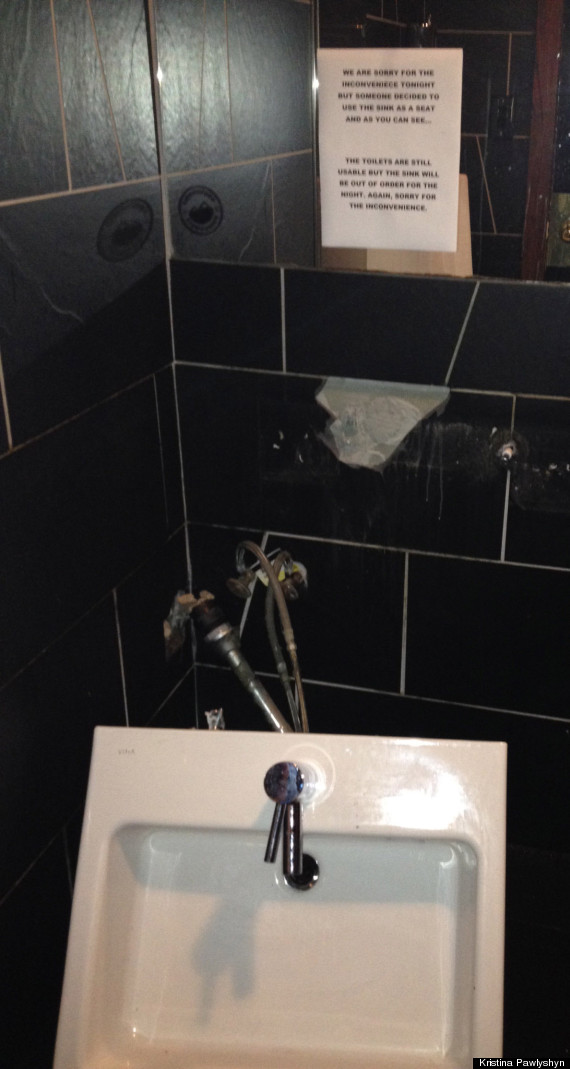 This is an epic bathroom fail in vancouver photo for Bathrooms r us vancouver