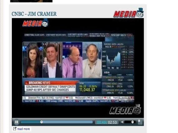 r JIM CRAMER INSULTED large570 Jessica Stroup was brilliant in Brian Atwood nude patent leather MANIAC ...