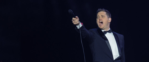 grammys 2014 michael buble