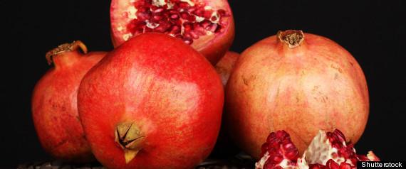 pomegranate whole seeds