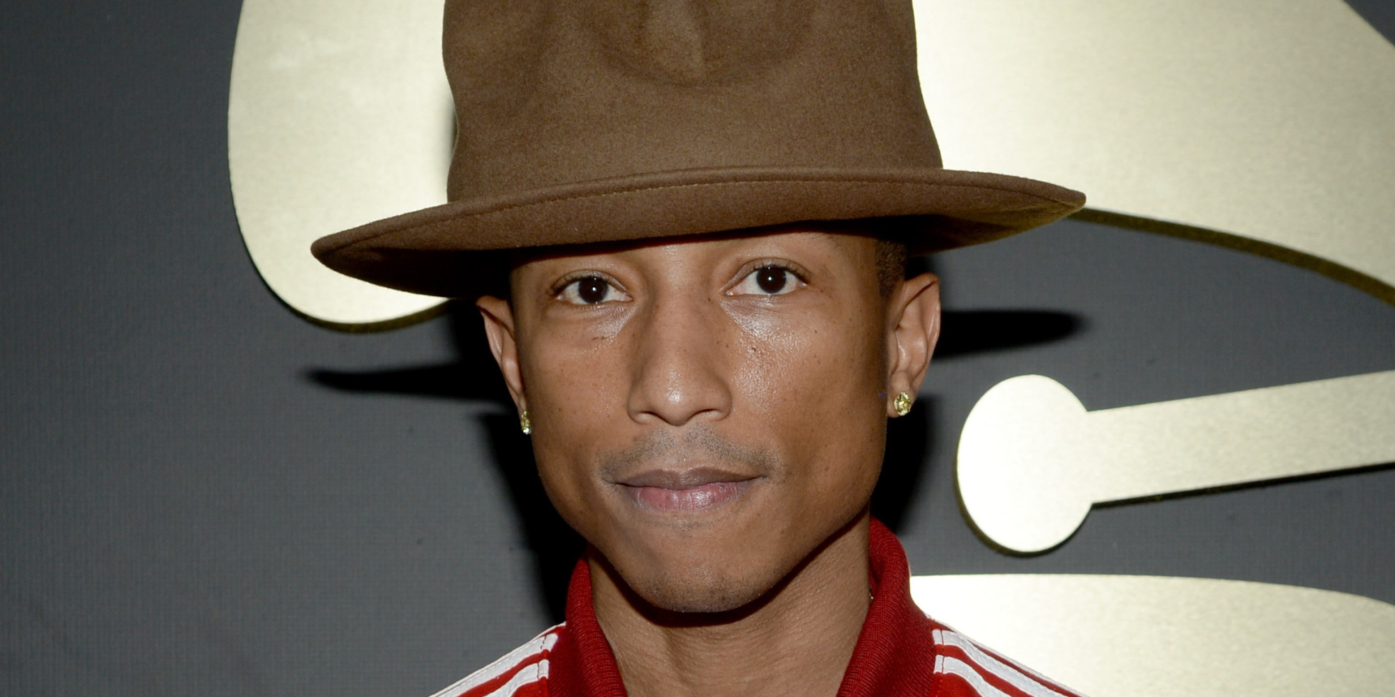 Pharrell Hat Trend Wear a Hat Like Pharrell