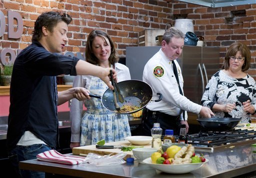 Reality-TV and the Jamie Oliver Breath of Fresh Air