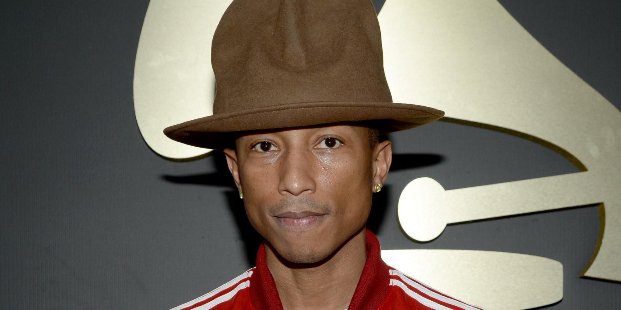 Pharrell Hat The Voice Pharrell Williams' Mountie Hat