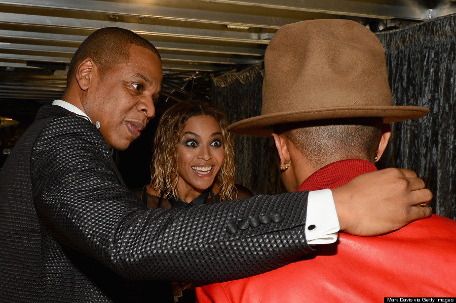 beyonce pharrell williams