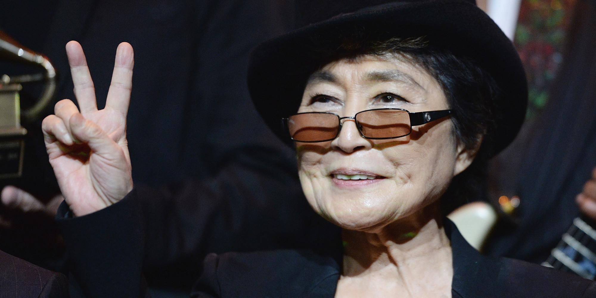 Sorry Taylor, Yoko Ono...