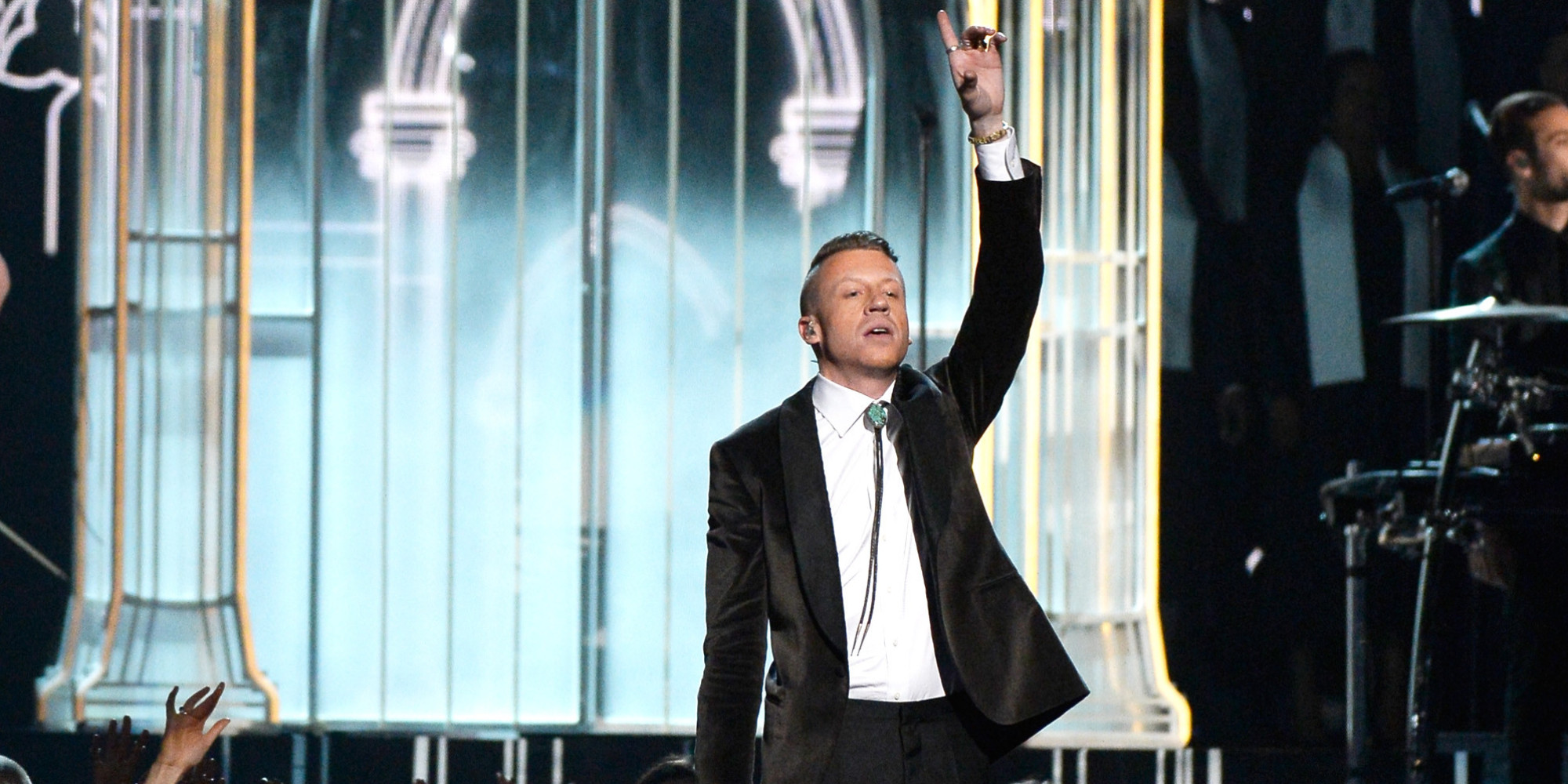 Macklemore's Grammys Performance Includes Madonna, 33 ...