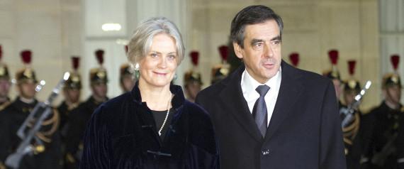 Municipales fran ois fillon quitte la sarthe mais pas sa - Francois busnel sa femme ...