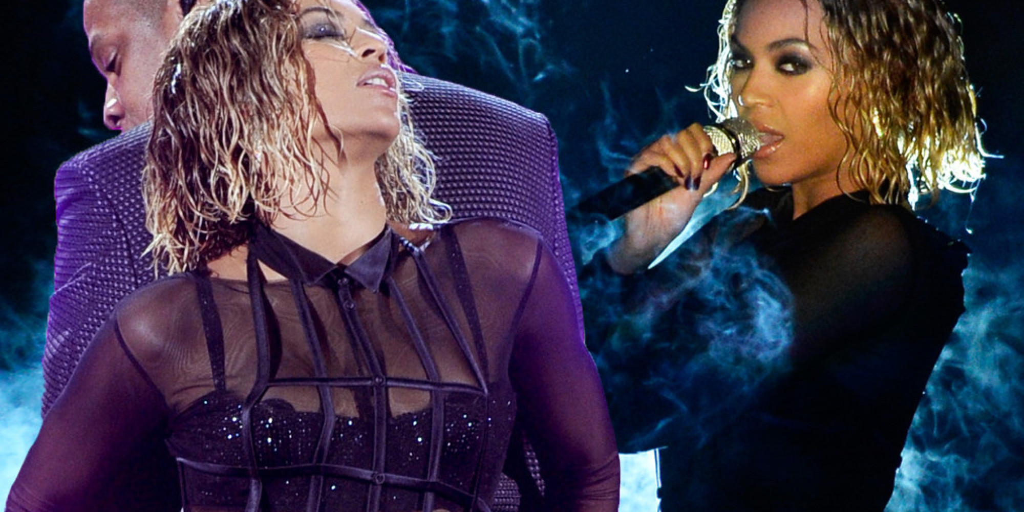 grammy 2014 32 pictures of beyonce and jayzs show