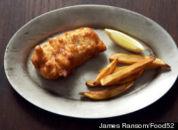Fish And Chips: Beer Battered And Perfectly Fried