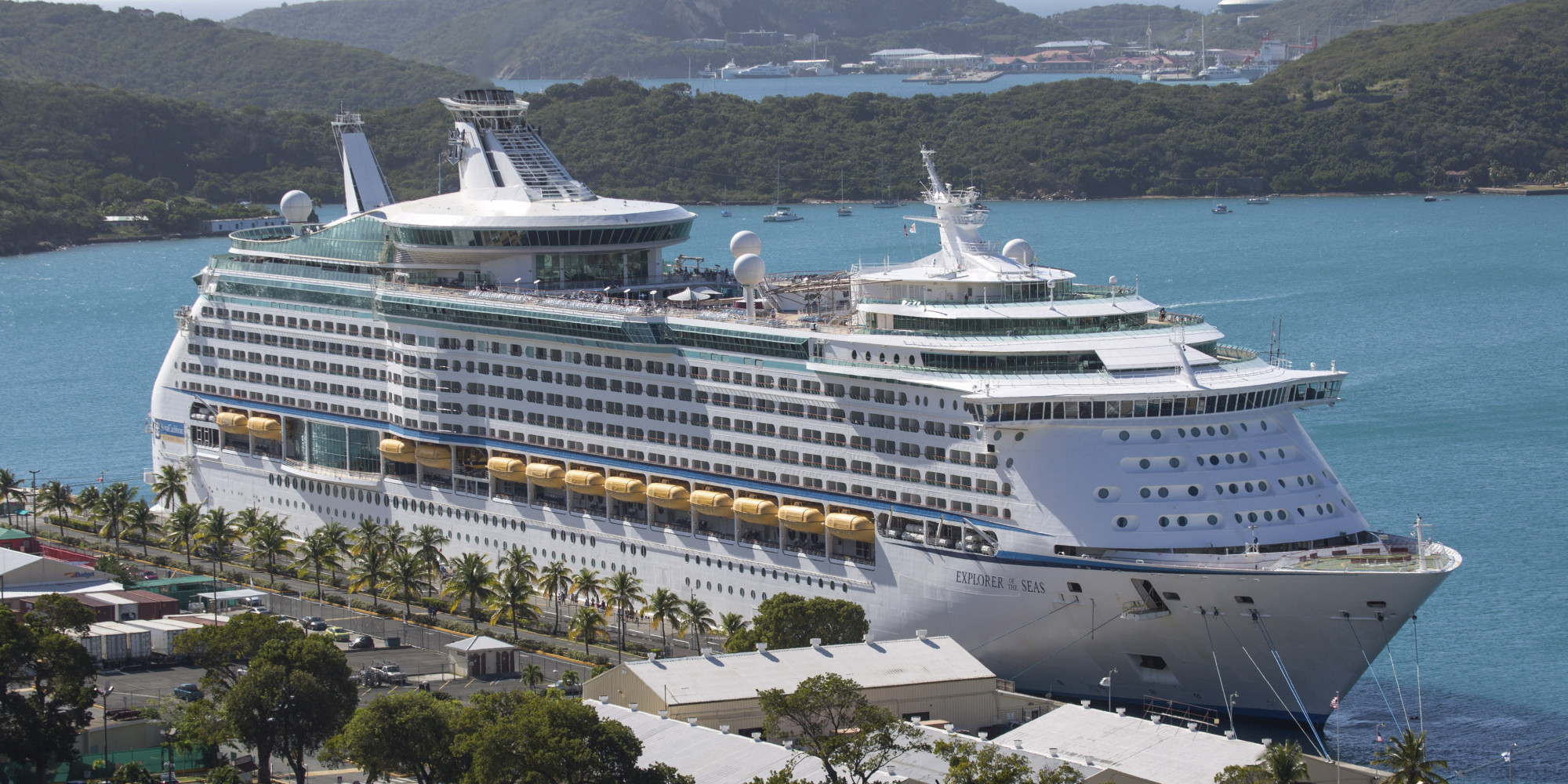 Royal Caribbean Cruise Ends After Possible Norovirus Outbreak, Leaves 626 Sick (VIDEO)