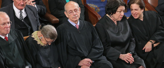 ruth ginsburg state of the union