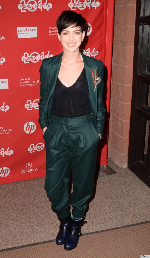 Anne Hathaway, Rachel Zoe End Relationship As Anne Picks New Stylist ...