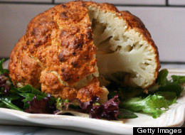 Forget Florets: Roast the Whole Darn Cauliflower!