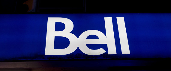 BELL CANADA SIGN