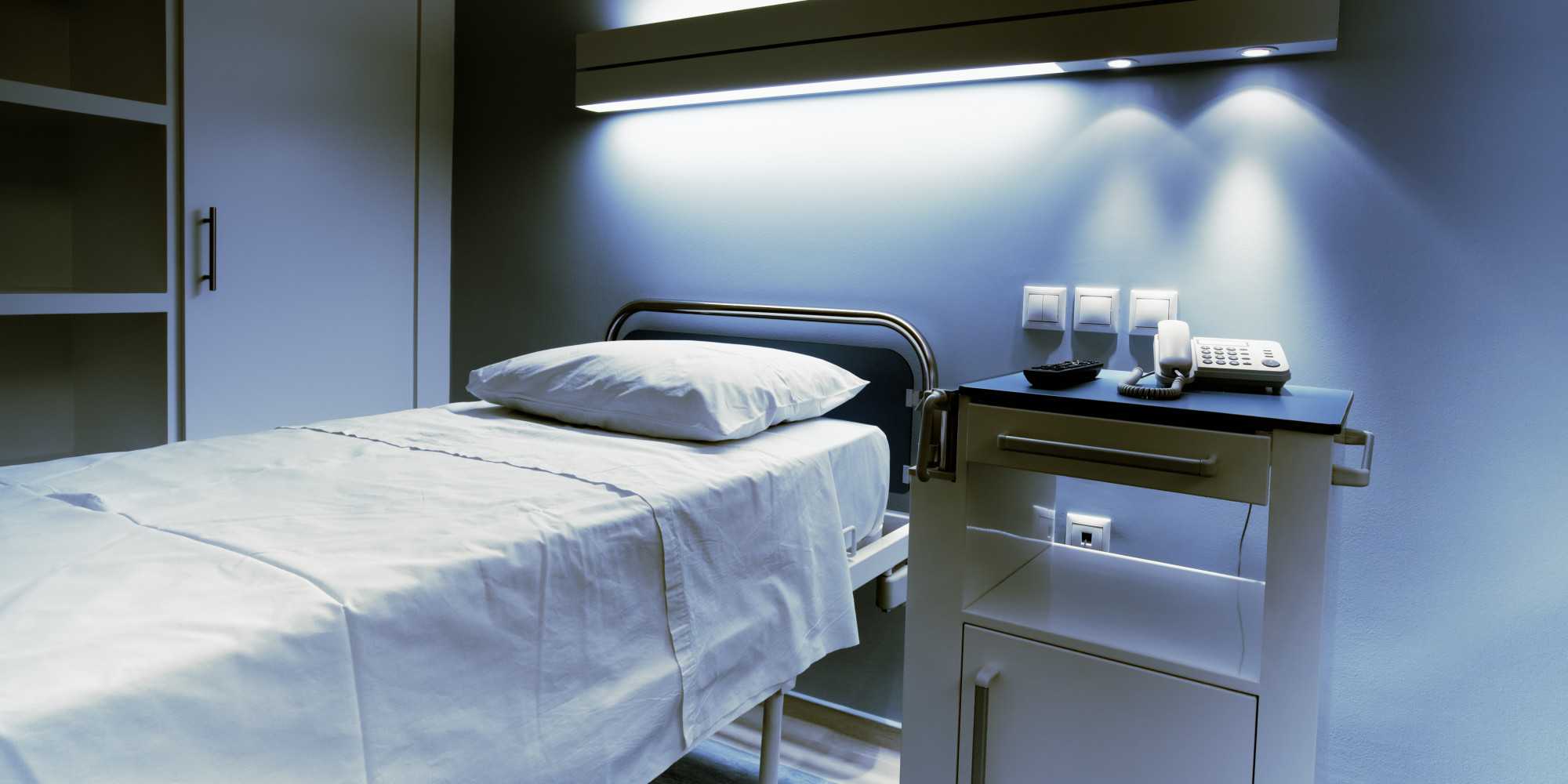 What's It Like to Be Admitted to a Psychiatric Ward ...