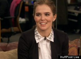 Meet Zoey Deutch, The Hilarious Star Of 'Vampire Academy' (VIDEO)