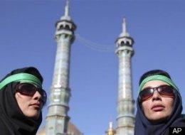 Mideast Iran Montazeri