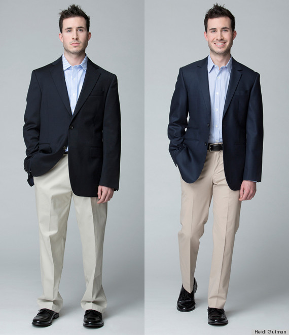 The Most Important Thing A Man Can Do: Get Clothes That Actually ...