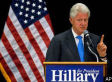 HE'S BACK: Bill Clinton's Campaign Remarks