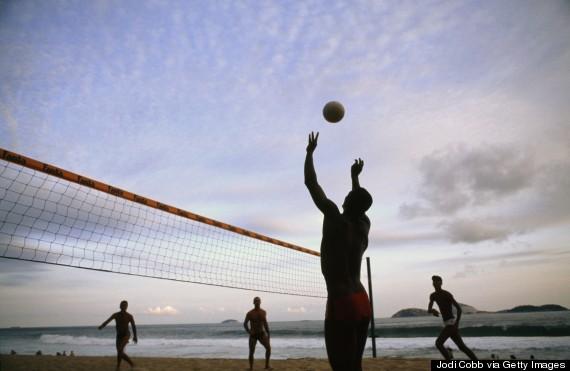 rio volleyball