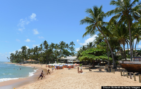 beach salvador bahia