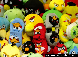 British And US Use 'Angry Birds' To Spy On Phone Users