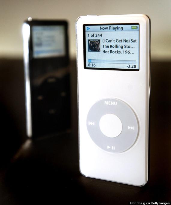 ipod nano 2005