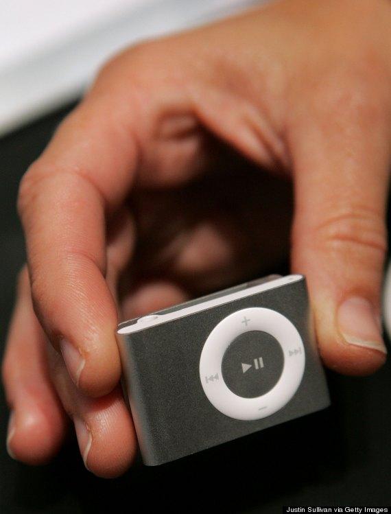 ipod shuffle 2006