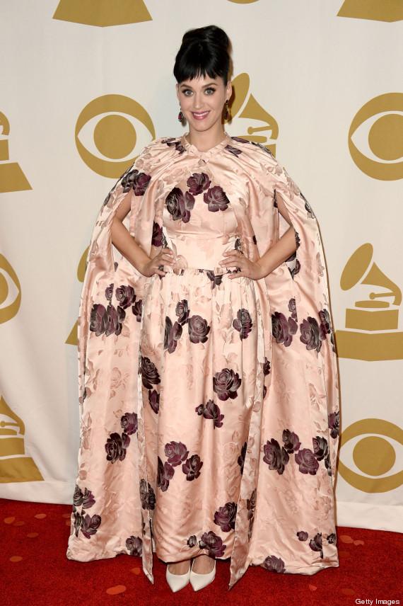 katy perry vestido cortina