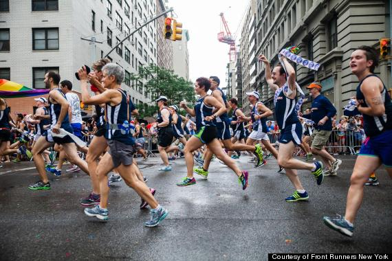 front runners new york