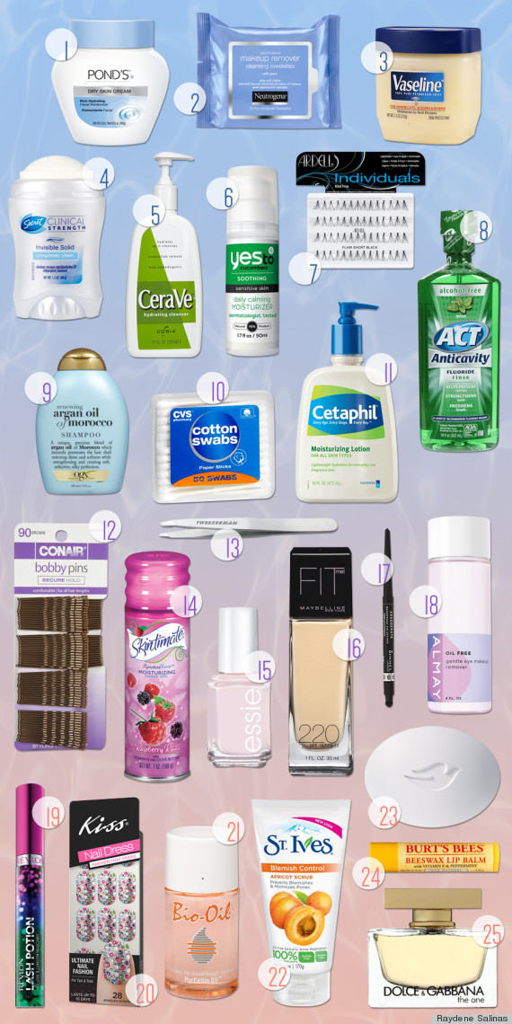The 25 Best Beauty Products To Buy At Cvs Huffpost Life