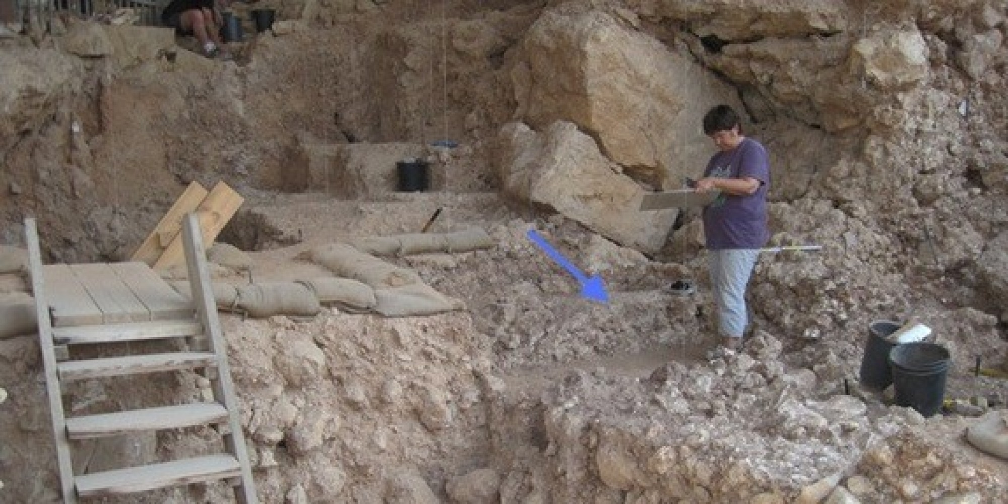 Ancient Hearth Found In Israel Dates Back 300 000 Years
