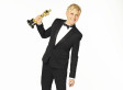 Ellen DeGeneres Gets 'Played Off' During Acceptance Speech In Latest Oscars Promo