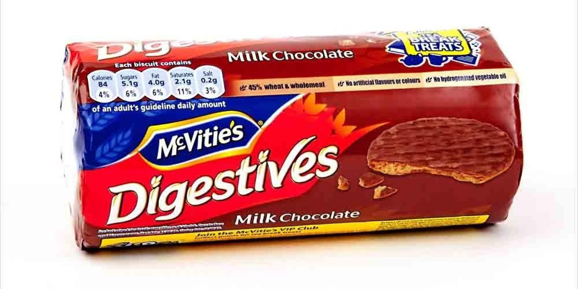 Chocolate Chip Cookies Brands Uk