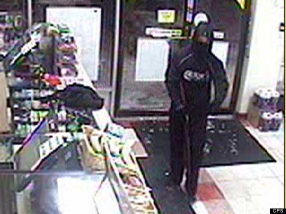 robbery suspect calgary