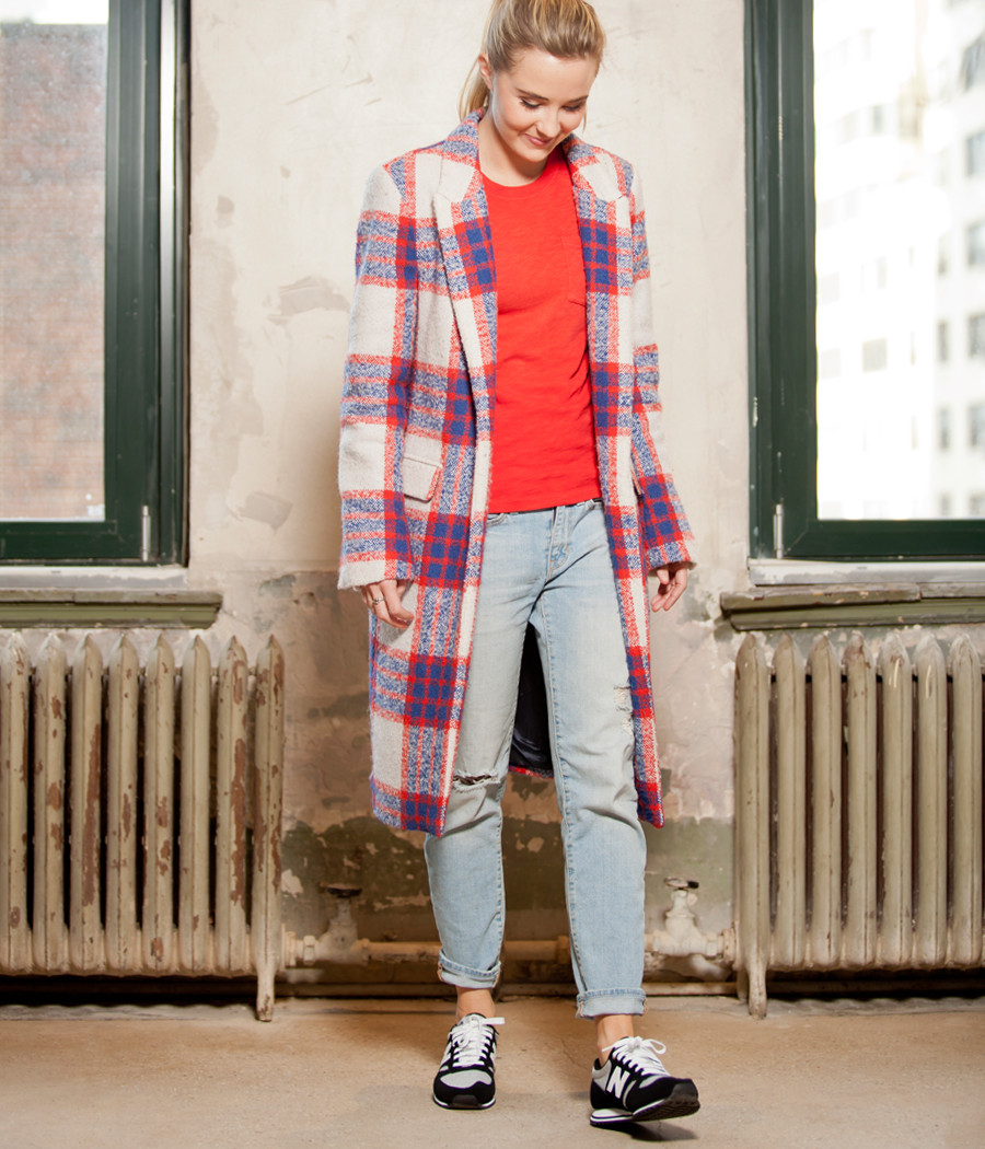 New Balance Fashion Huffington Post