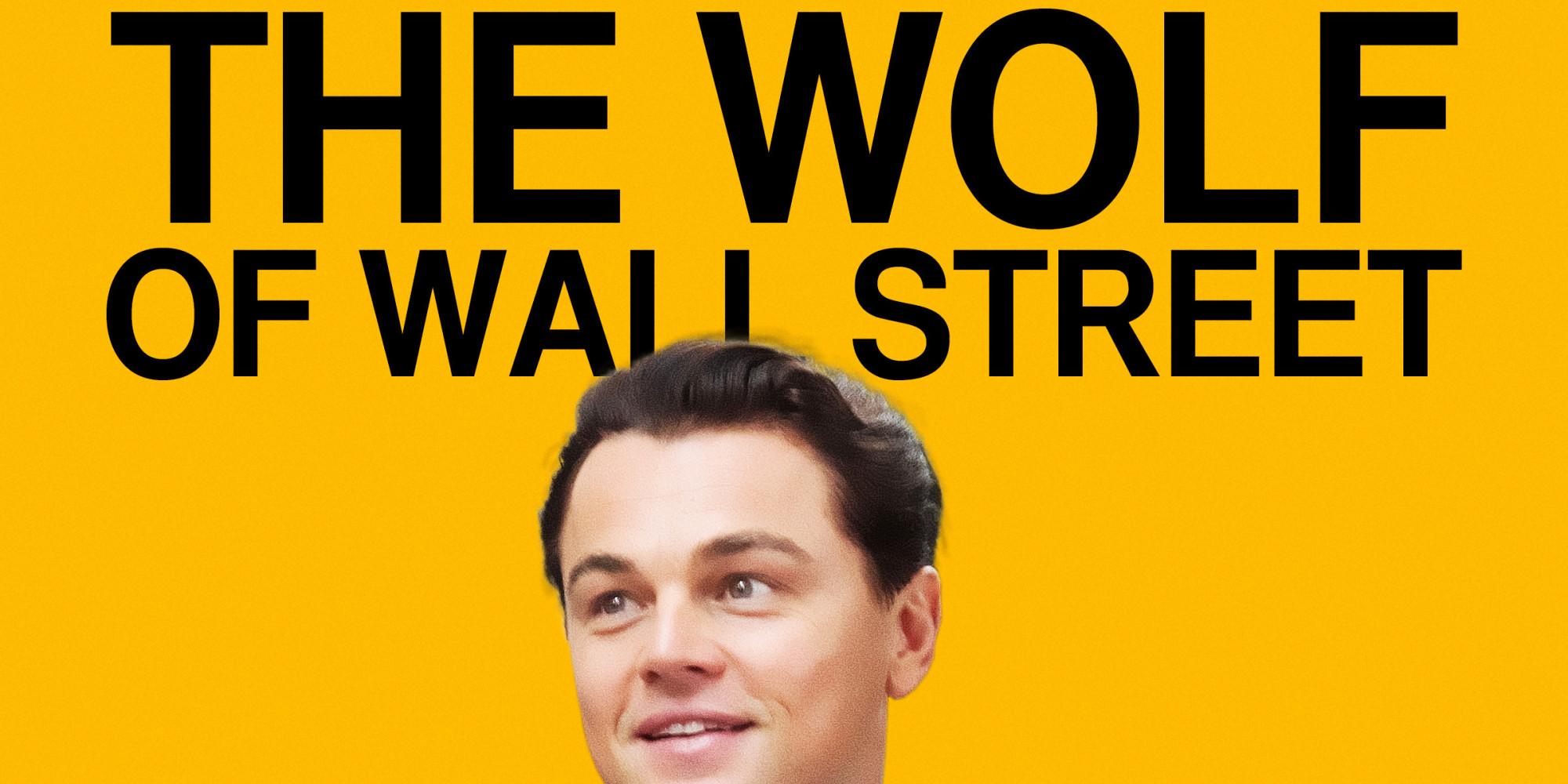 Regret, that, Wolf wall street movie