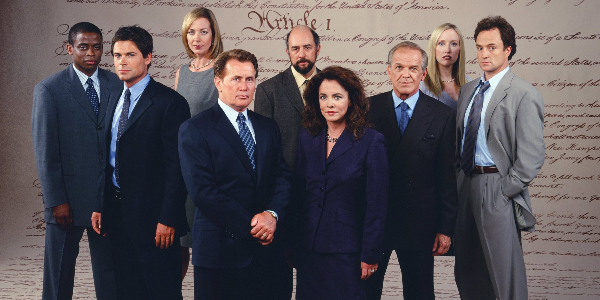 The west wing the 8 reasons this will always be my - The west wing ...