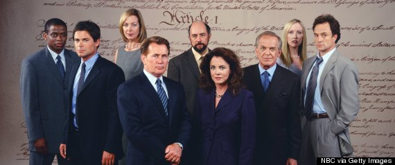 west wing nbc