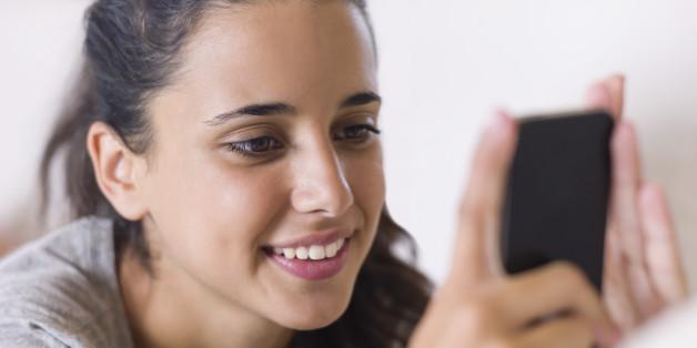 Adolescente pic teléfono celular porno