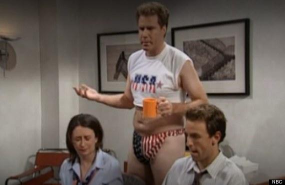 Will Ferrell Snl Patriotic