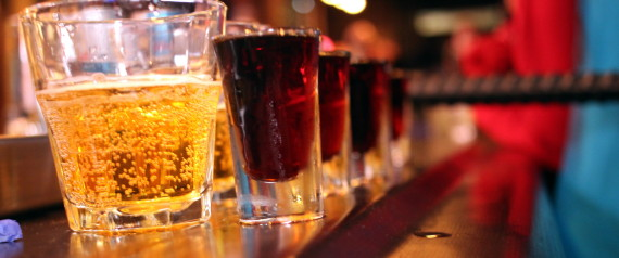 800 Kent Students Drink 5,000 Jagerbombs In ONE Night